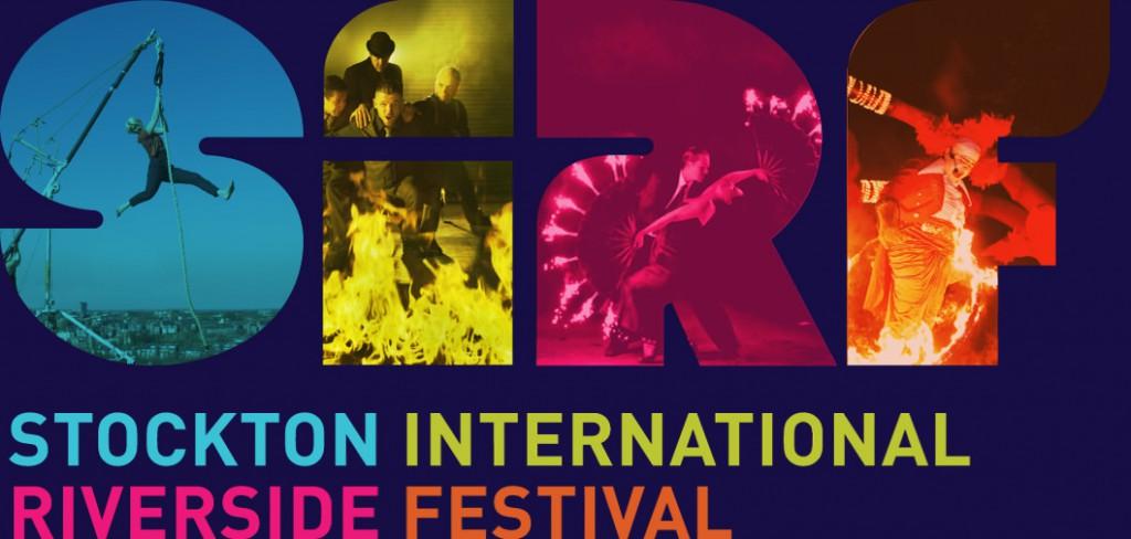 Stockton International Riverside Festival - catering by Gig-a-Bite